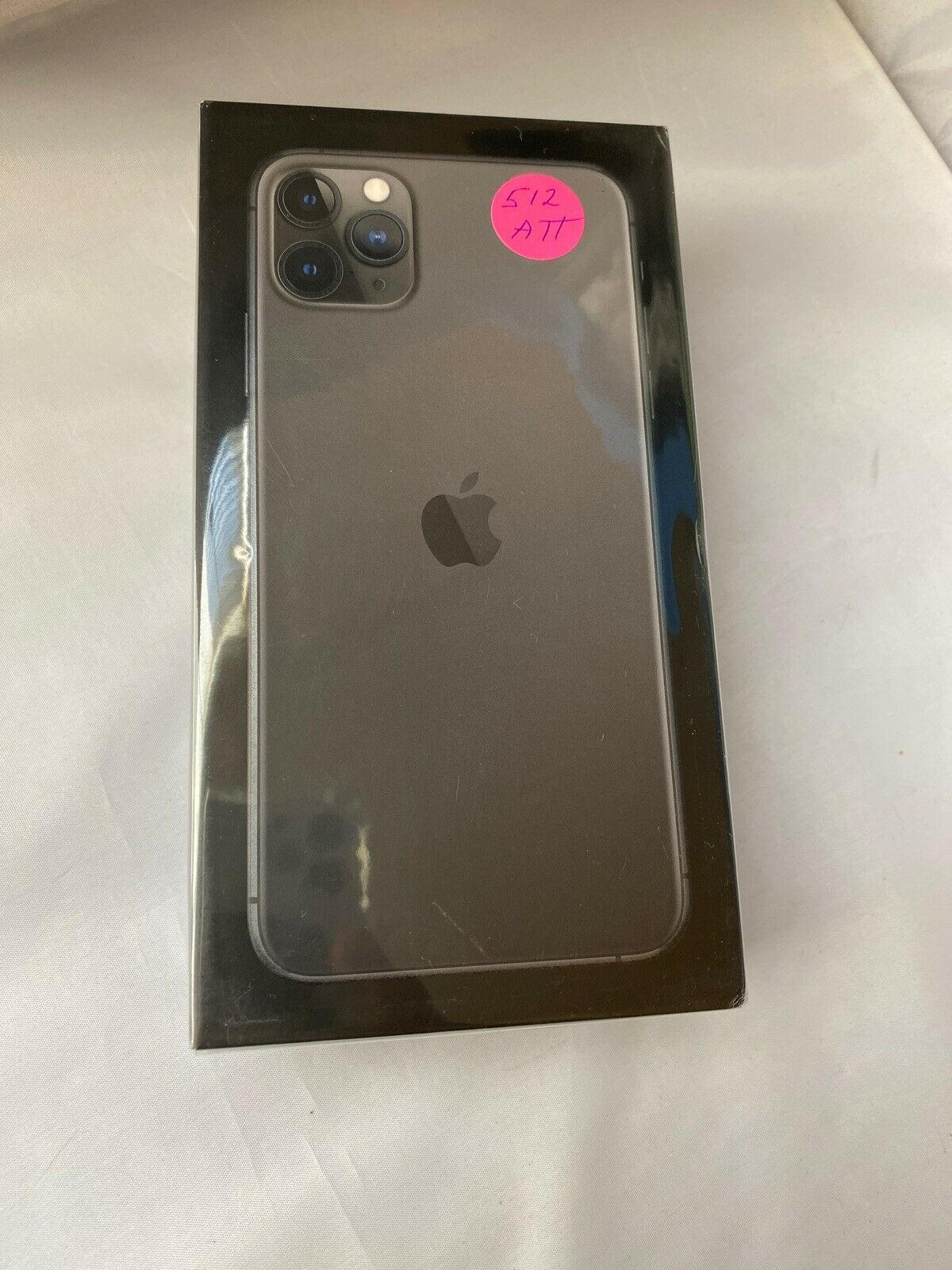 New Apple Iphone 11 Pro Max 512gb Att Carrier Space Gray Colors