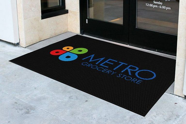 Exterior Mats Outdoor Logo Mat For Exterior Use Concept Remodelling