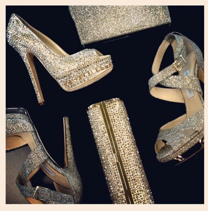 Sparkly Choos...want!