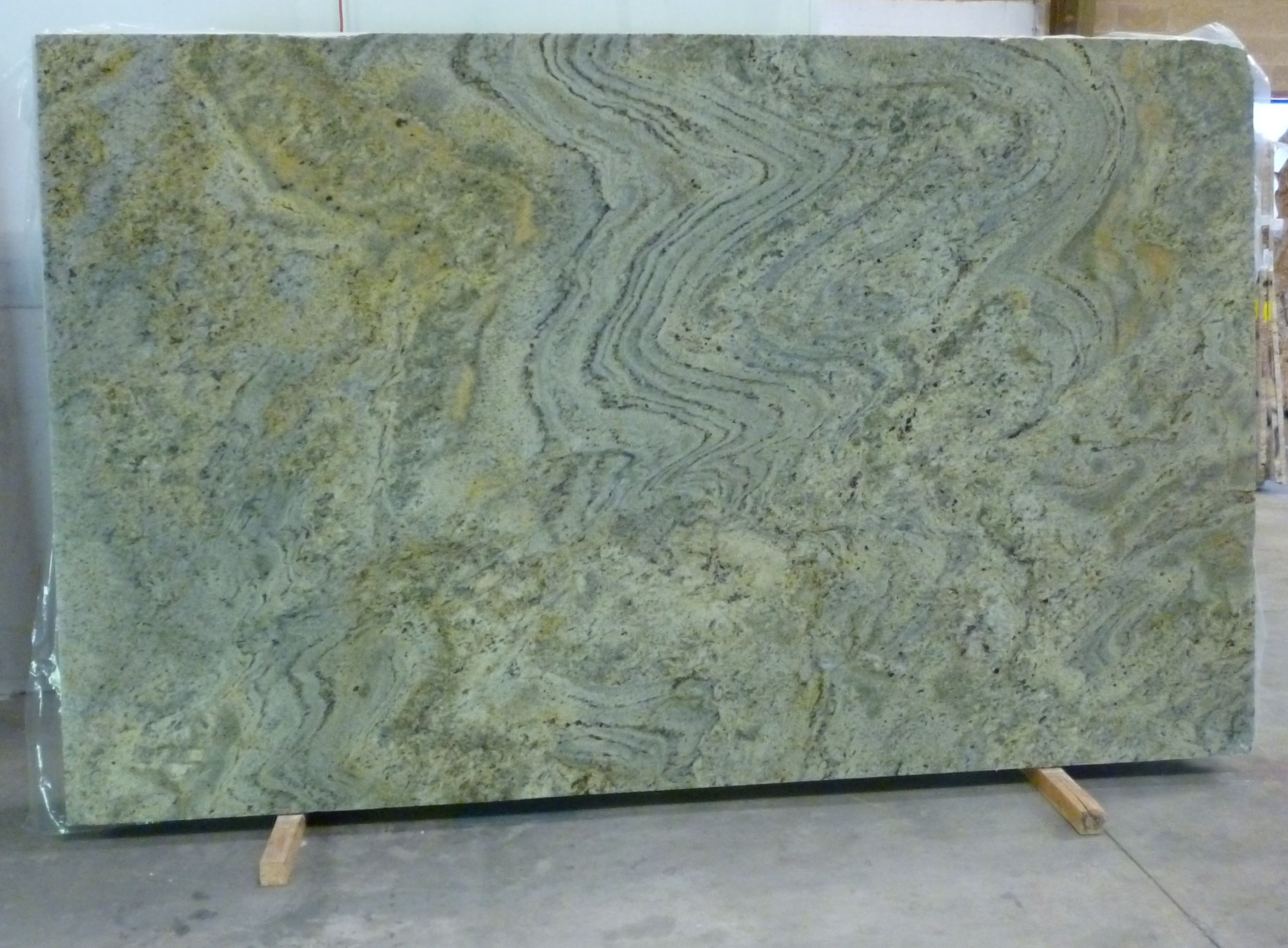 Coast Green Granite Countertop
