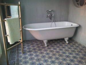 Portugese tegels badkamer B | Ideeën voor het huis | Pinterest