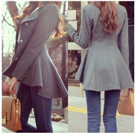 Hermosa chaqueta