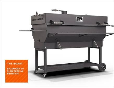Biggest Charcoal Grills On Earth Google Search Gas And Charcoal Grill Best Charcoal Grill Charcoal Bbq Grill