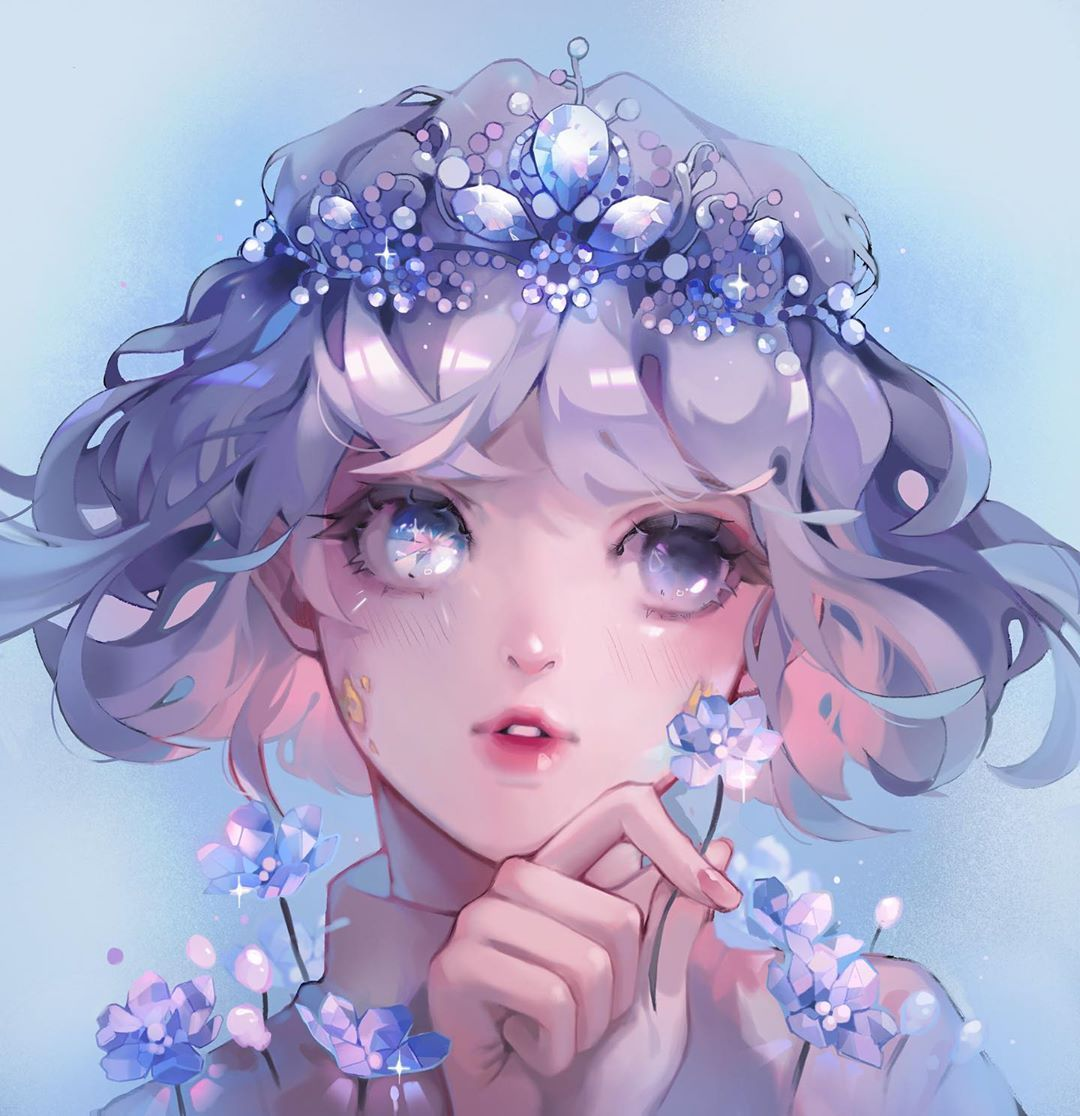 This Is An Early Post Because It S A Birthday Present For The Lovely Amokiaa Nanniimo Was The Kind Friend Wh Anime Art Beautiful Drawings Birthday Presents