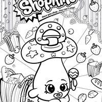 Desenho De Shopkins Chupeta Para Colorir Varitys