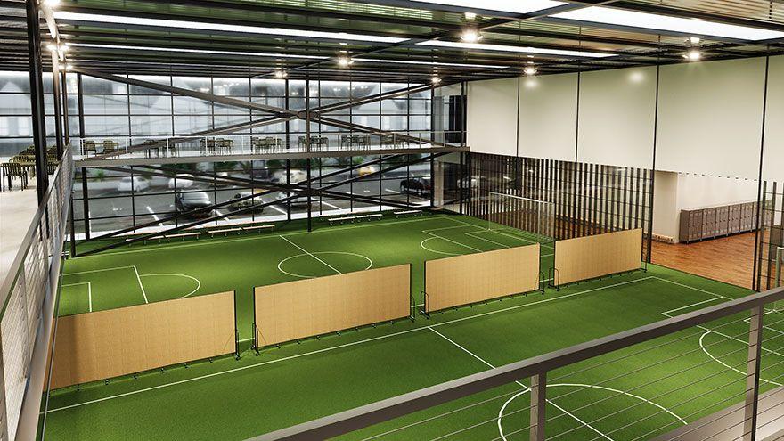 Indoor Sports Complex Design Sports complex, Portable