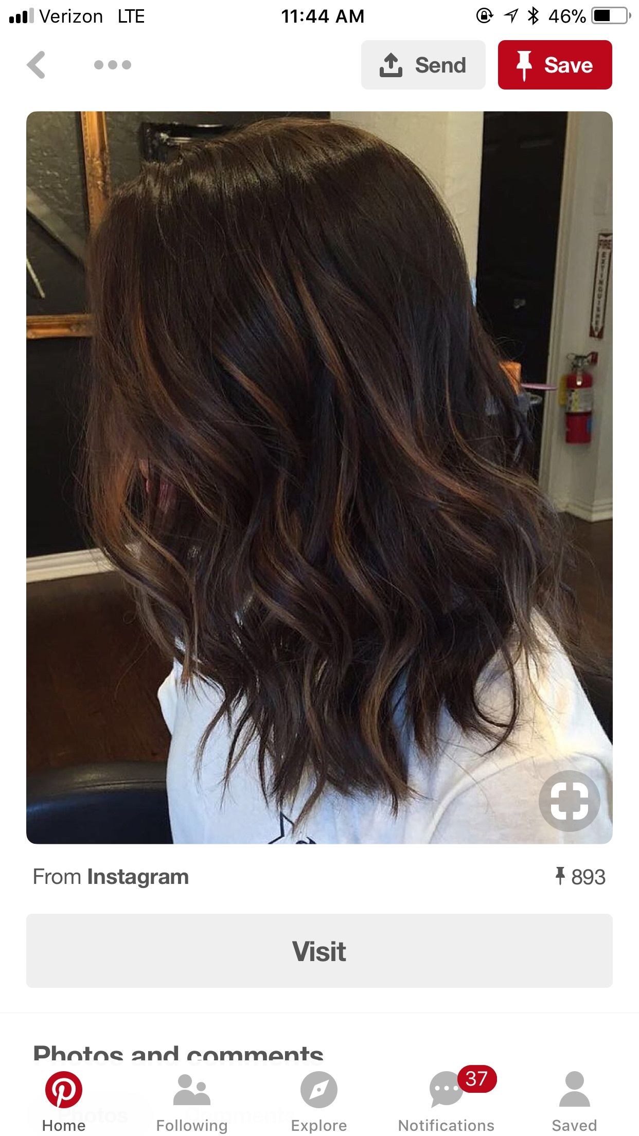 Pin By Chastity Crabtree On Hair In