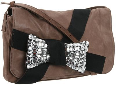 This See by Chloe bag has just the right amount of sparkle.