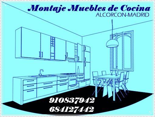 Montaje de Muebles de Cocina, en Alcorcon.   SOLUCIONES PARA TU ...
