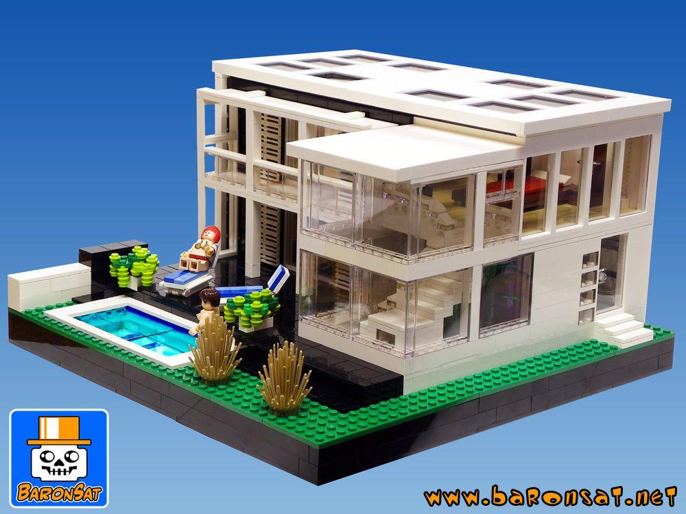 Creations Personnelles En Lego Page Architecture Custom Lego Models