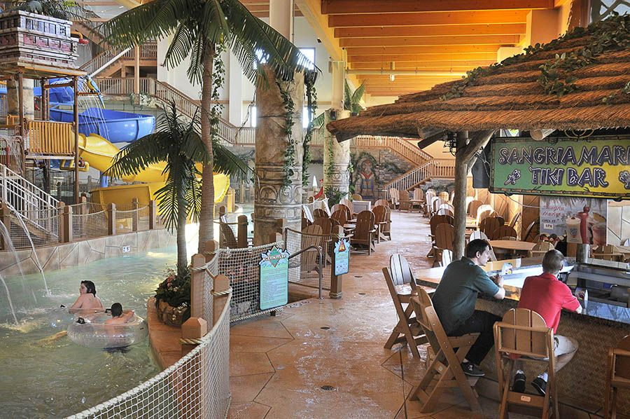 Chula Vista Resort Condominiums Wisconsin Dells Wi: Lost Rios Indoor Waterpark