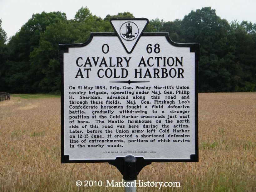 Battles of Cold Harbor