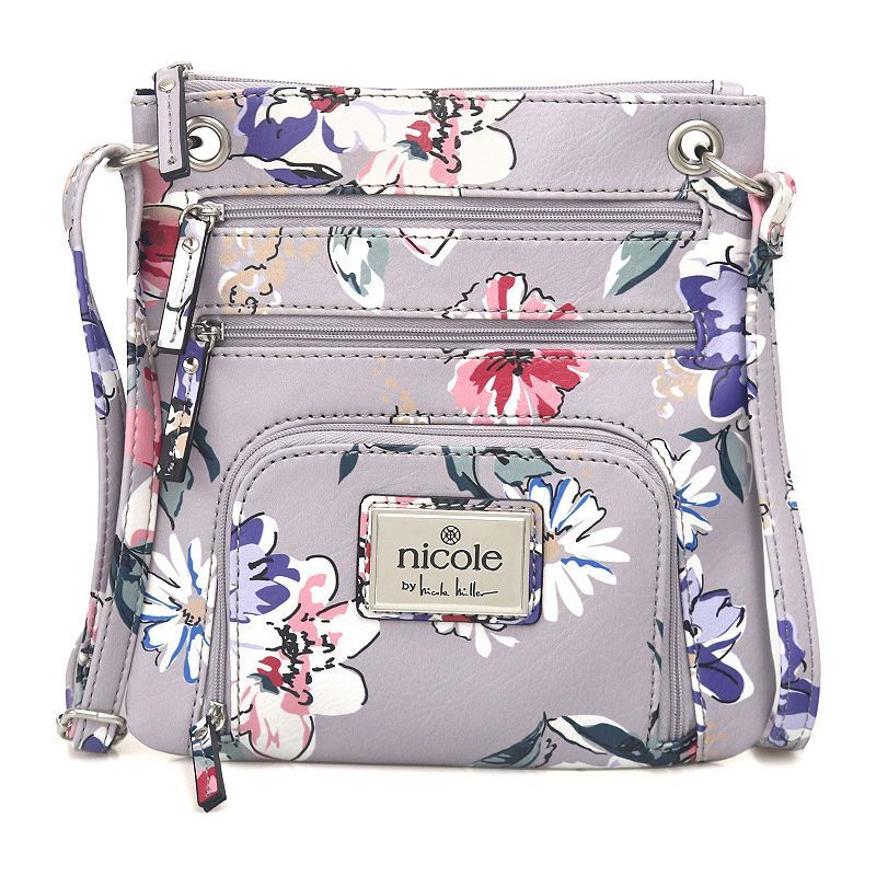 Nicole By Nicole Miller Marisa Crossbody Bag JCPenney,