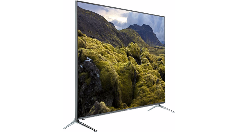 Hisense Ltdn58k700 4k 1000hz Smr Smart Tv 3d Televiseur 4k Boulanger Ventes Pas Cher Com Smart Tv Televiseur Tv 3d
