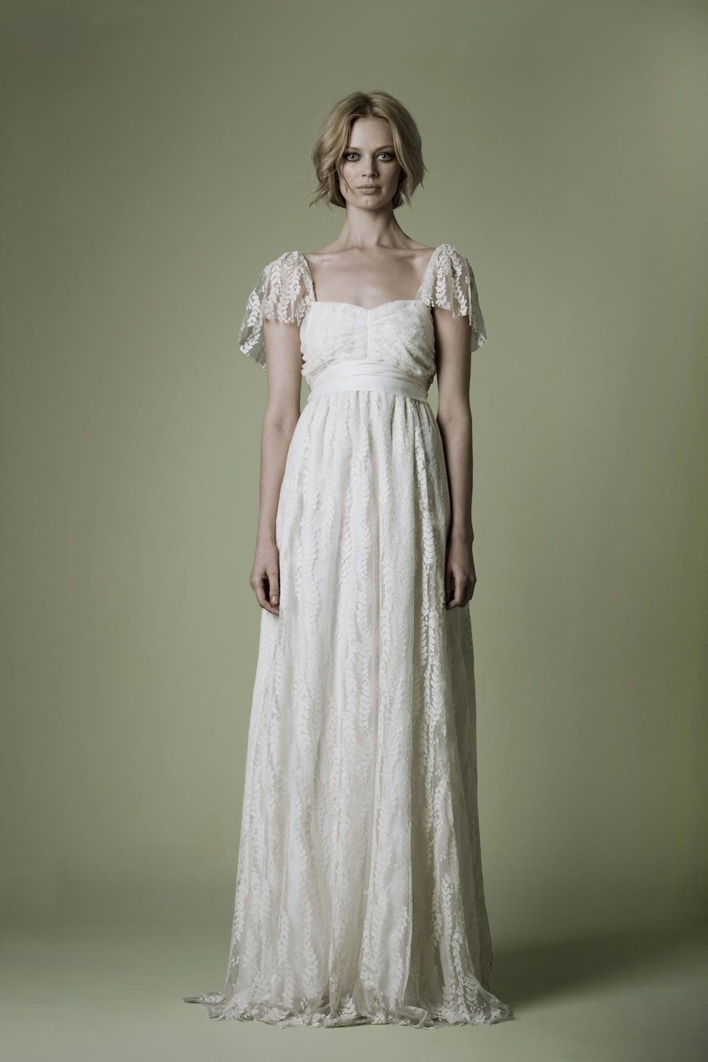 Vintage s style gown available at lola bridal lolabridal