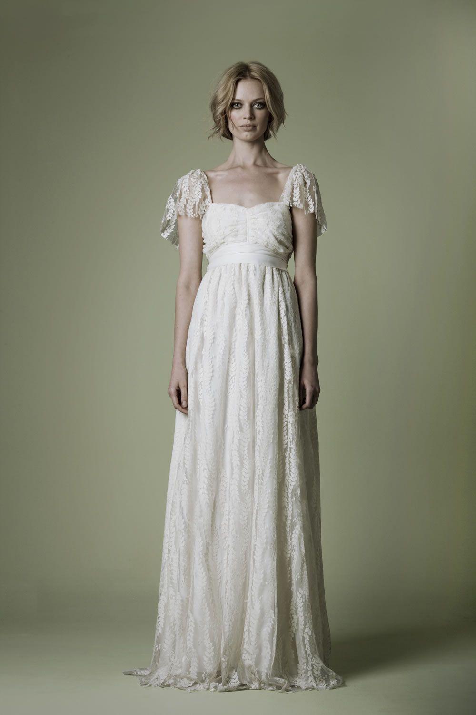 Vintage 1970s style gown: #weddingdress #vintage | WEDDING DRESSES ...