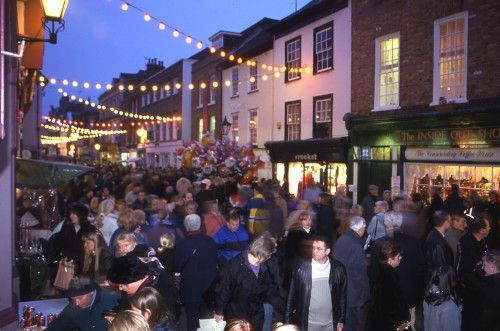 Rochester Christmas Markets 2014 29th & 30th November 5th, 6th & 7th December 12th, 13th & 14th December