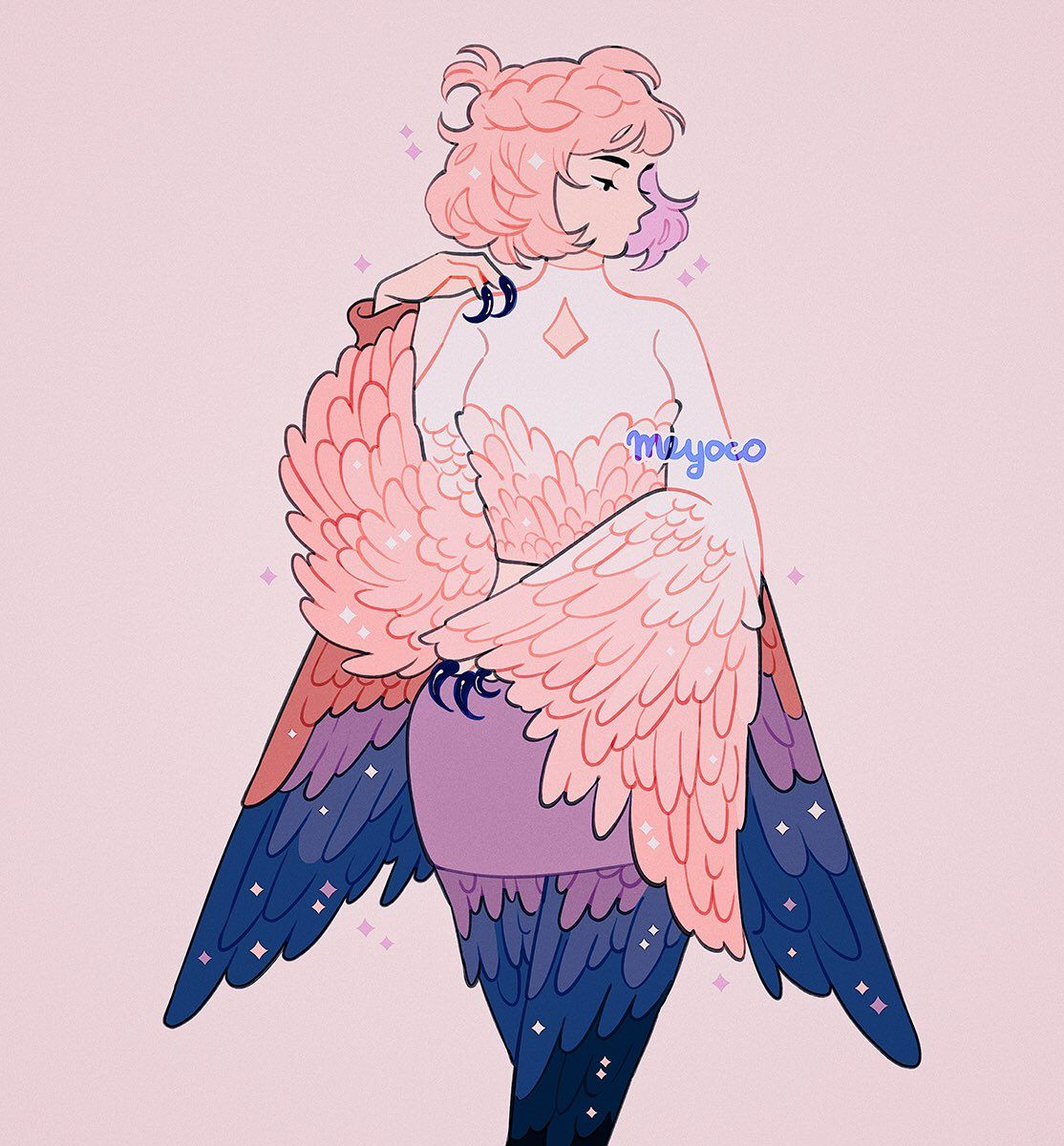 """meyo 🌸 is part of Meyo What Does Meyo Stand For The Free Dictionary - Bird lady (kind of)"""""""