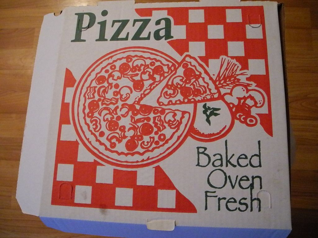 Heres Another Great Pizza Box Design By Pie Five PD