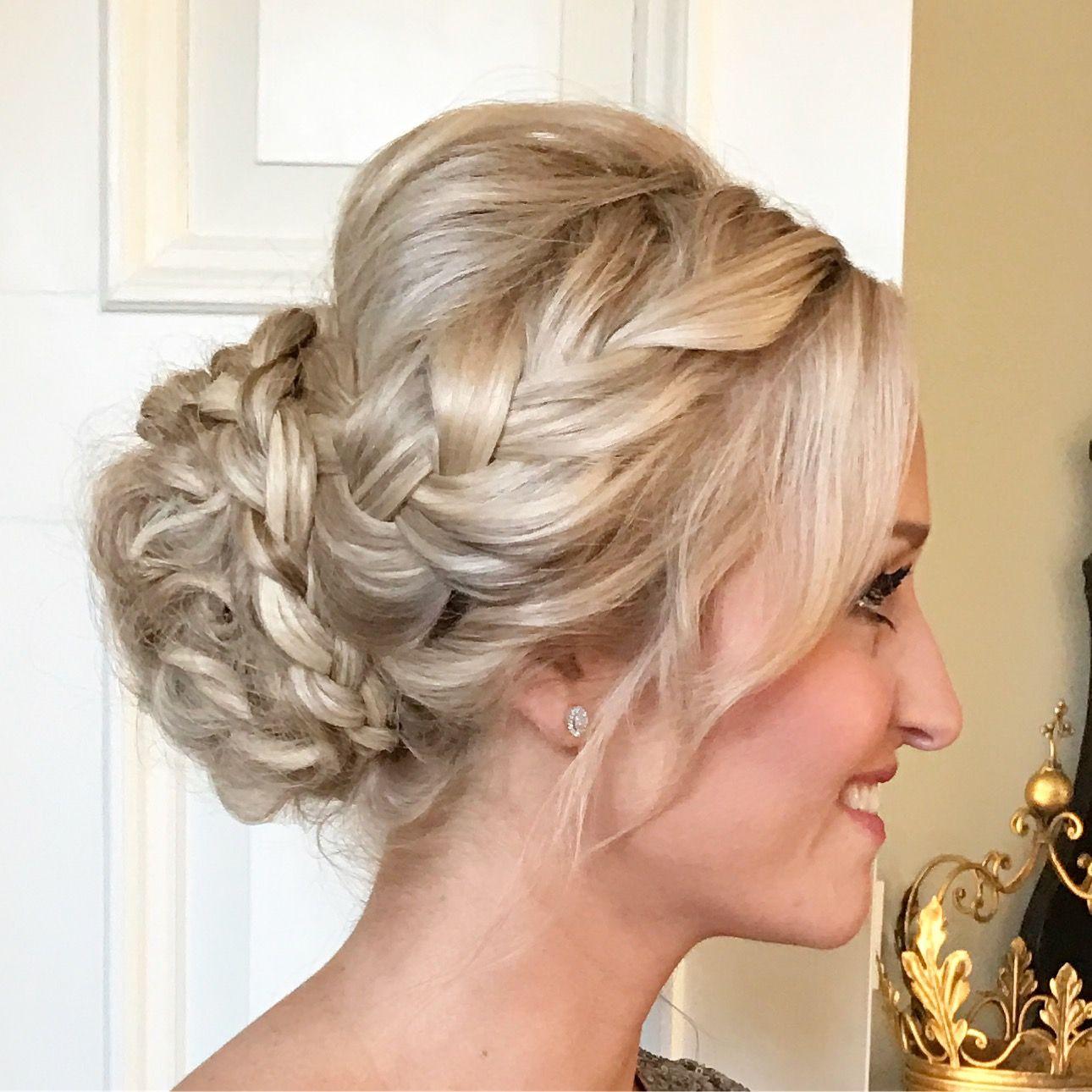 wedding hair by lisa cameron ellingham hall bride bridesmaids