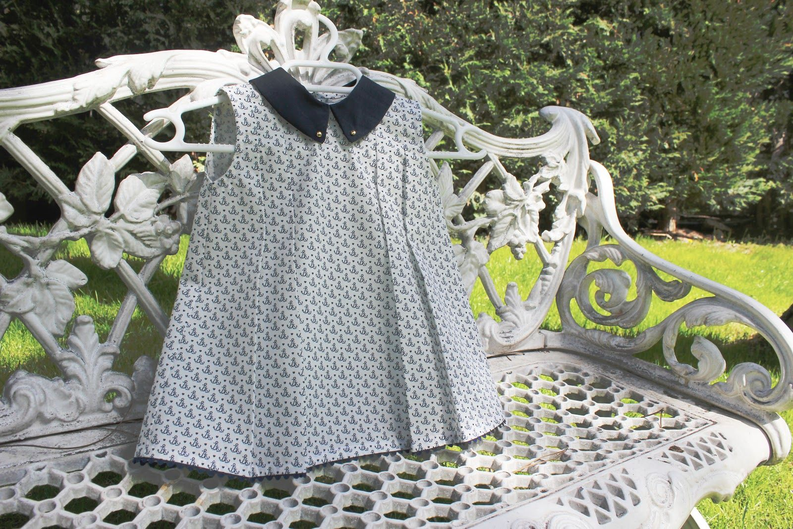 Blog costura y diy: Oh, Mother Mine DIY!!: ✏ DIY Vestido de niña ...