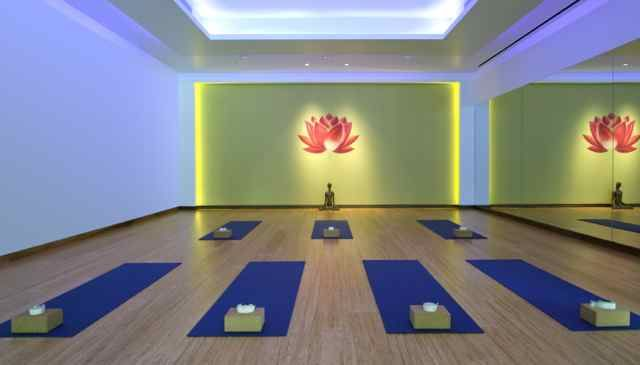 Yoga Room Colors insurance for crossfit and yoga studios - virginia | yoga