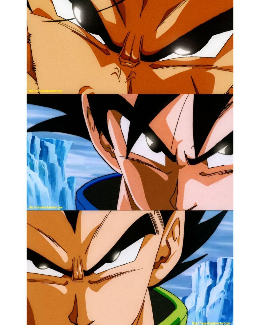 Shiny Eyes Dragon Ball Super Broly A Anime Dragon Ball Eyes Wallpaper
