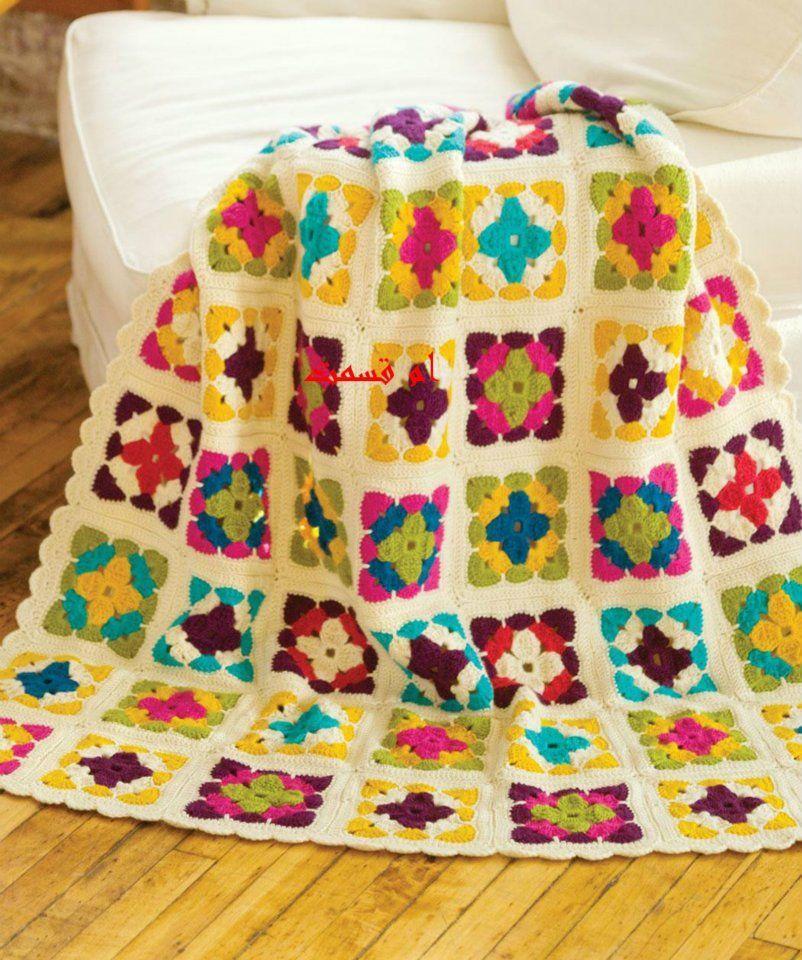 Çok Güzel-Örgü Bebek Battaniye Modelleri | battaniyeeeee | Pinterest