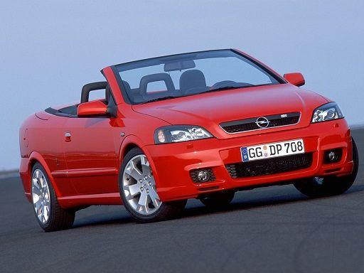 Opel Astra Opc Cabrio 2002 2004 Cars Opel Vauxhall