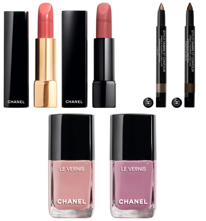 Chanel Desert Dream Spring 2020 Makeup Collection Makeup