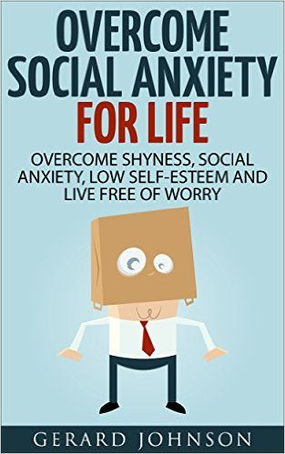 self help books to overcome shyness