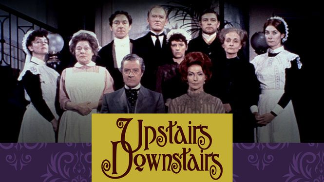 Upstairs Downstairs Dvd Collection A Sign Observatory Dvd Box