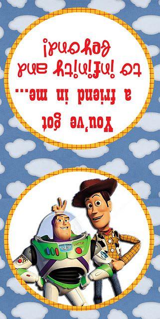 Toy Story Valentines Valentines Valentines Toy Story Birthday