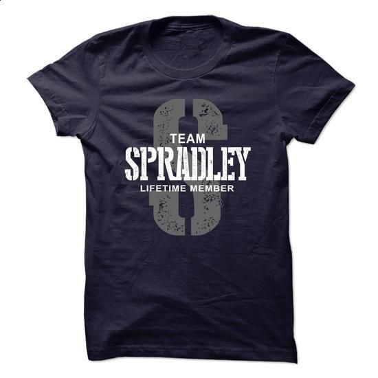 Spradley team lifetime member ST44 - #husband gift #gift packaging