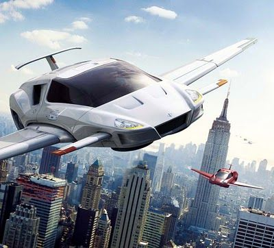 Flying Cars Of The Future 8 Pics With Images Future Flying
