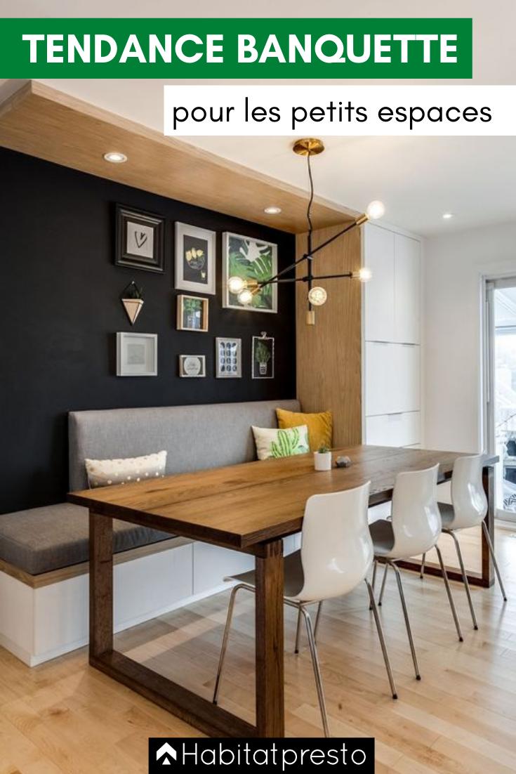 Banquette coffre : la solution géniale pour les petits espaces