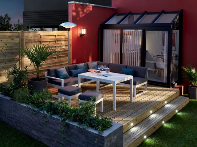 L\'aménagement du jardin - Elle Décoration | Decked Out ...