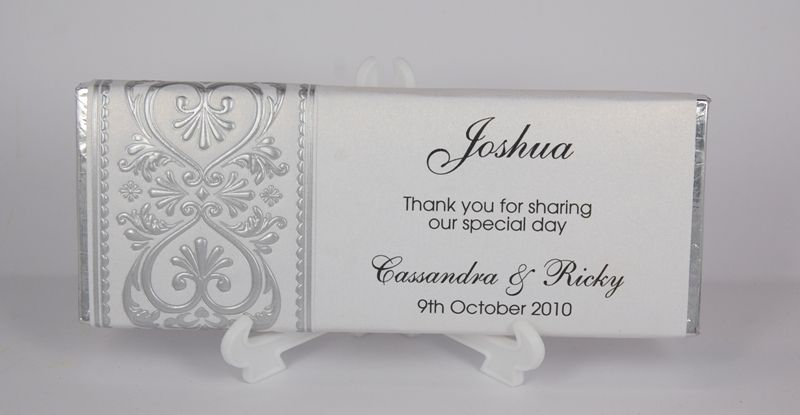 Wedding Gift Ideas Australia: Designer Chocolates Melbourne Australia Personalised