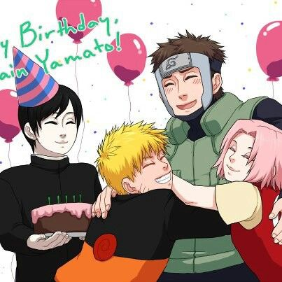 Its Yamato-san's birthday