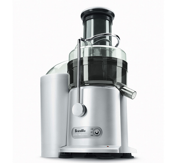 Breville Juice Fountain Plus Qvc Com In 2020 Best Juicer Machine Best Juicer Juicer Machine