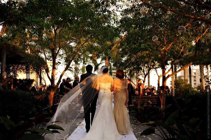 Wedding At The Four Seasons Hotel In Miami Florida Jessica