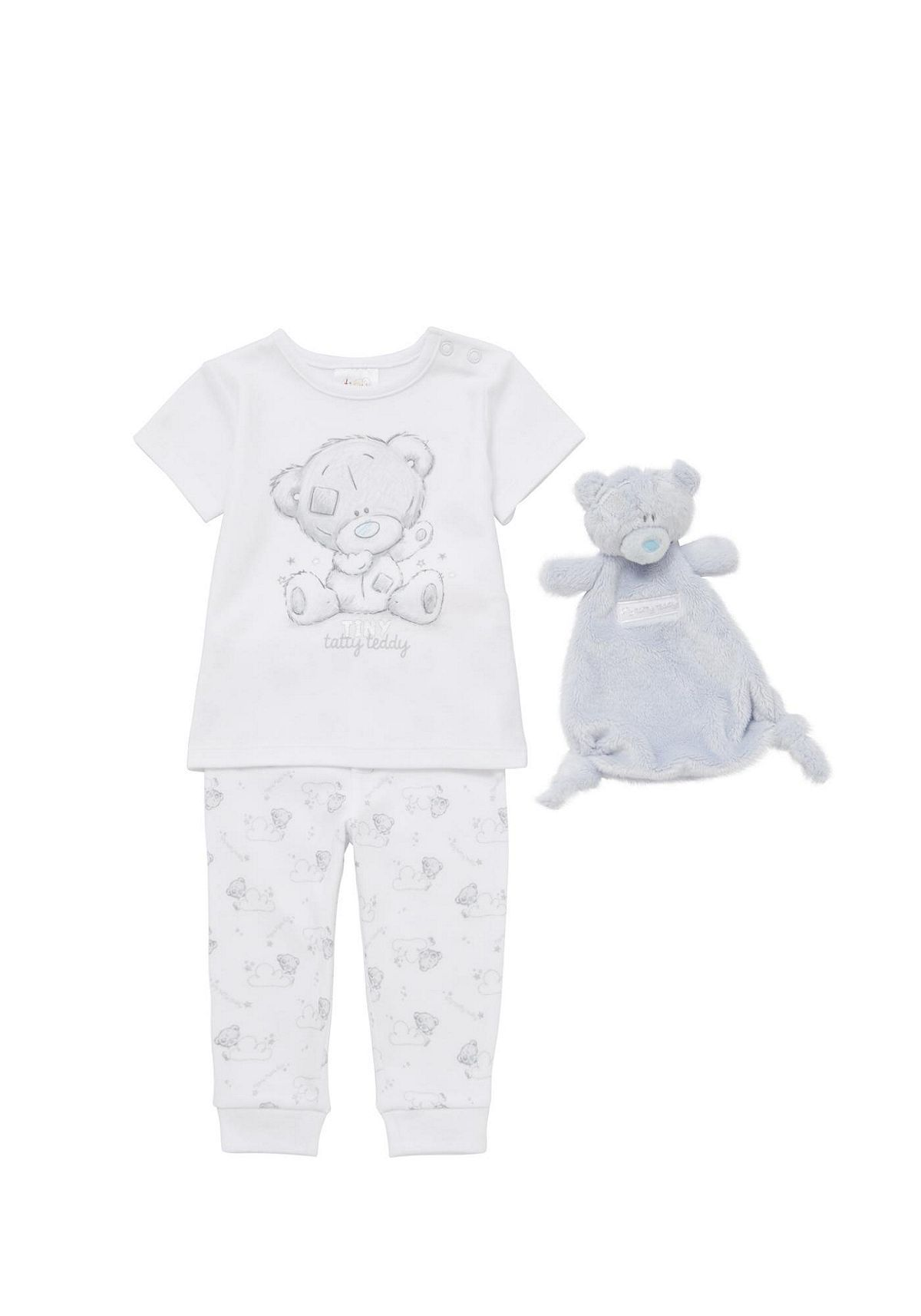 ffc5860a826fd8 Tesco direct: Me To You Tiny Tatty Teddy Pyjamas with Comforter ...