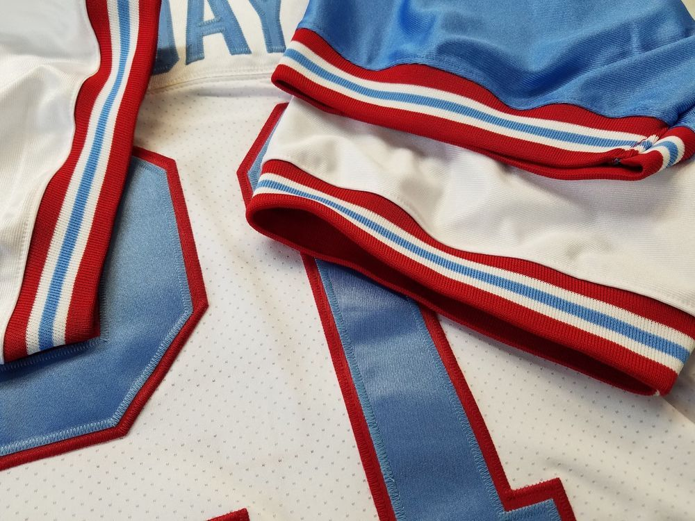 00 Houston Oilers Custom Football JERSEY Your Name Number sewn on. (eBay  Link) 2f3f4e6a3