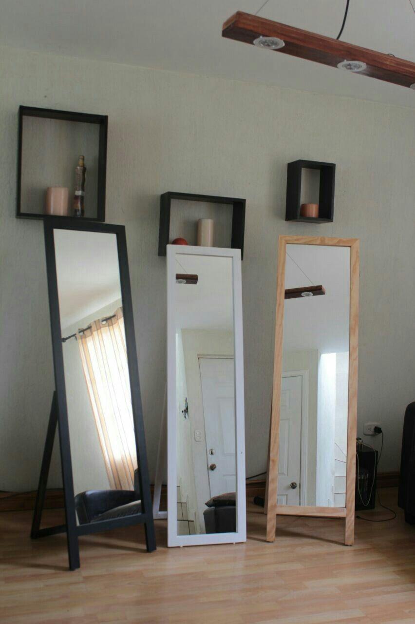 Espejos de cuerpo entero casa nueva pinterest - Espejos cuerpo entero ...