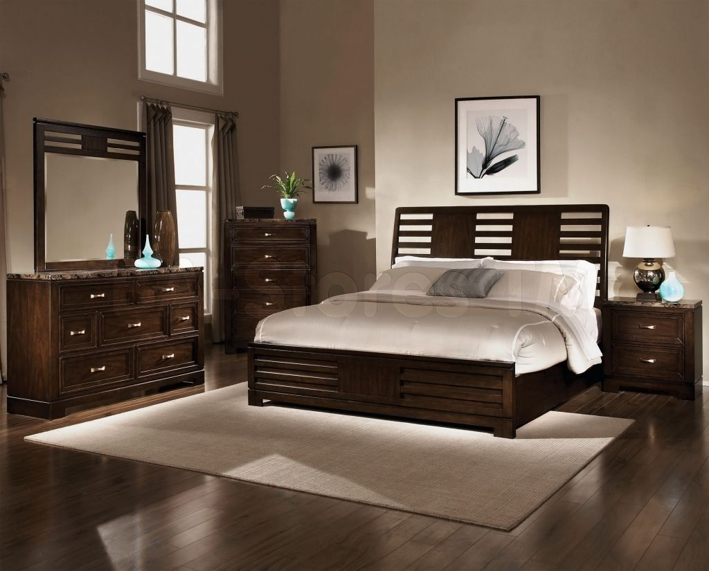 Bedroom Decorating Ideas Dark Furniture Pictures Of Bedroom