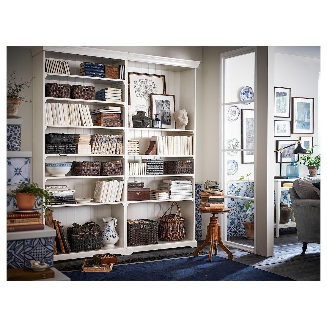 IKEA LIATORP White Bookcase Furniture layout, Liatorp
