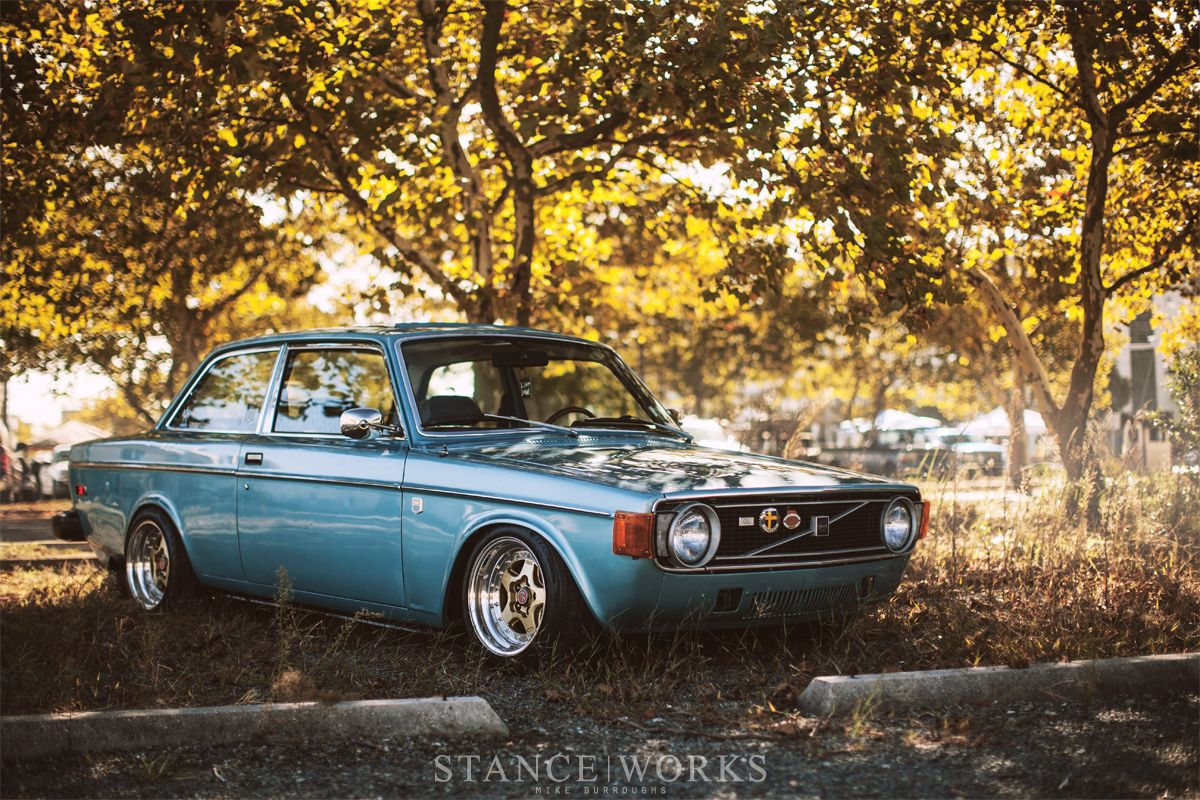 A Volvo Guy - Greg Keysar and his 1974 Volvo 142 GL - Stance Works ...