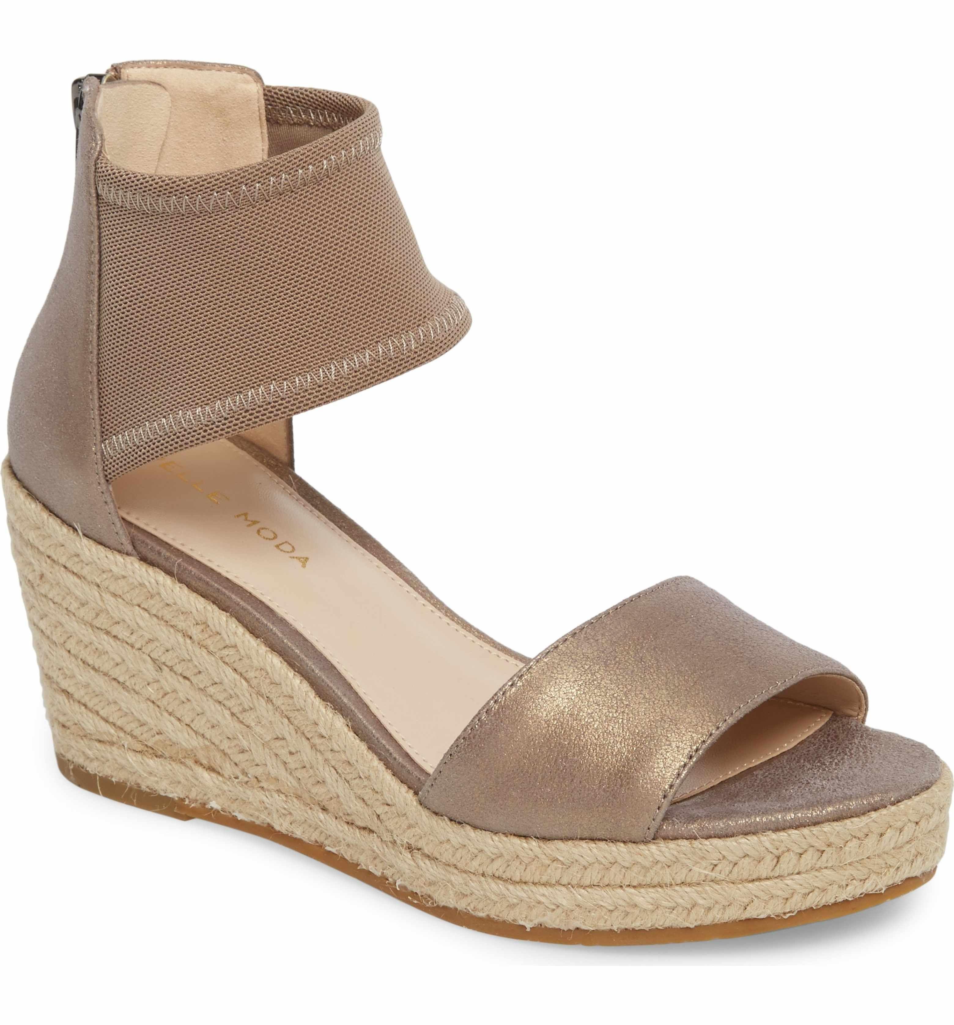 401c7feb0e5 Main Image - Pelle Moda Kona Platform Wedge Sandal (Women)