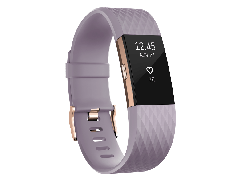 Fitbit charge lavenderrose gold s special edition lavender