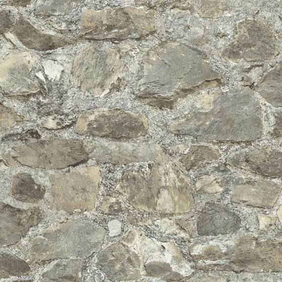peel and stick faux stone Stone wallpaper, Peel, stick